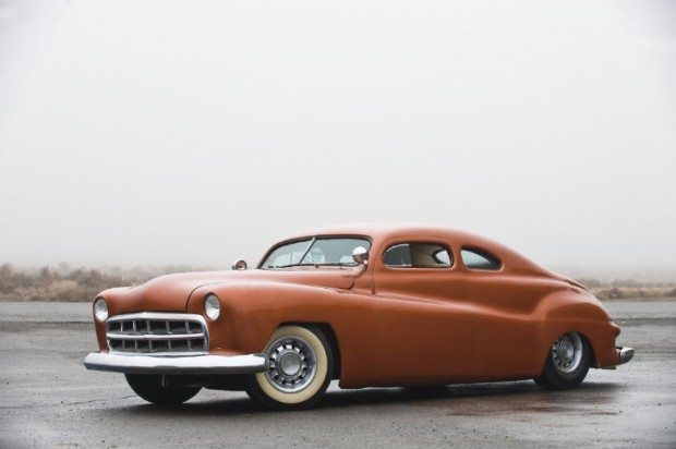 <strong>1941 Ford Custom Coupe - Estimate $80,000 - $120,000.</strong> Built by Jack Stewart, the Ayala Brothers and George Barris.