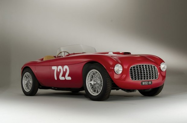 1948 Ferrari 166 Inter Spyder Corsa for sale