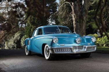 1948 Tucker 48 (photo: Tom Gidden)