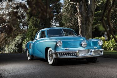 1948 Tucker 48 (photo: Tom Gidden)