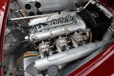 1948 Alfa Romeo 6C Competizione Engine
