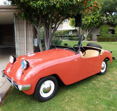 1949 Crosley Hot Shot (photo: Bob Golfen)