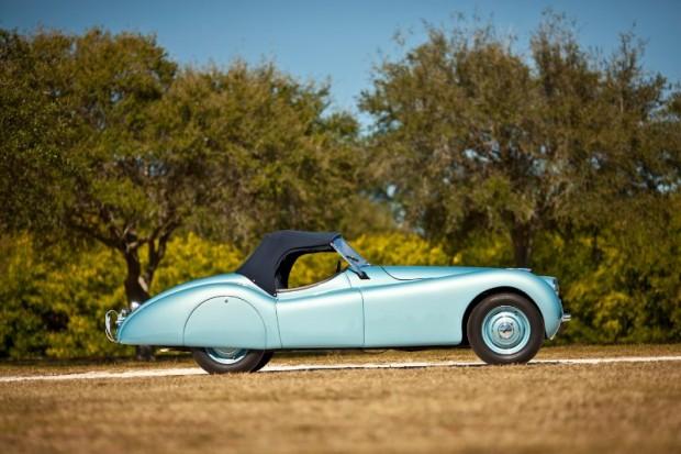 1949 Jaguar XK120 Alloy