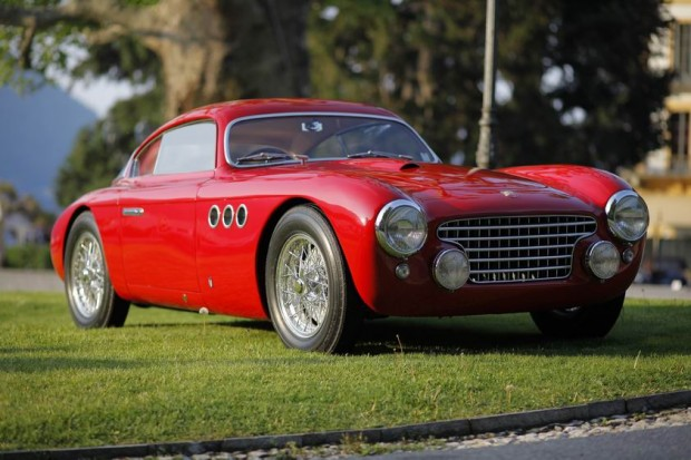 <strong>Trofeo Girard-Perregaux - Special Prize </strong>, 1950 Abarth 205 A Berlinetta Vignale, Mark Gessler, United States