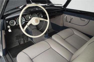 1952 Alfa Romeo 1900 C Sprint Pinin Farina Coupe Interior