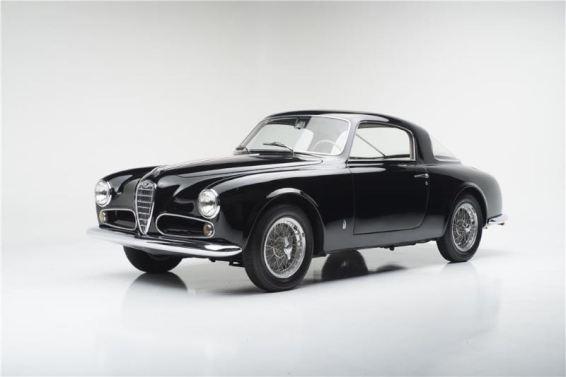 1952 Alfa Romeo 1900 C Sprint Pinin Farina Coupe