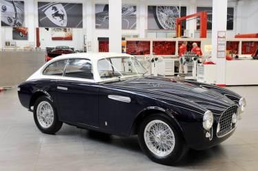 1952 Ferrari 225E, chassis 0178