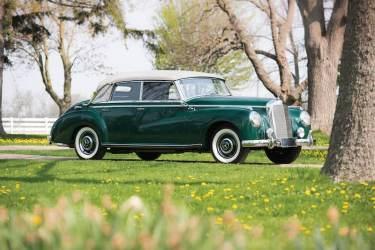 1952 Mercedes-Benz 300 Cabriolet D (photo: Darin Schnabel)