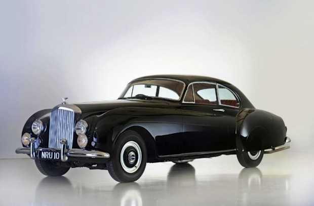 1953 Bentley R-Type Continental Coupe