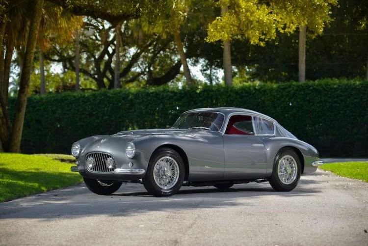 1953 FIAT 8V Zagato Elaborata
