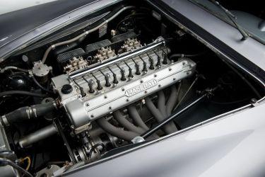 1953 Maserati A6G-2000 Frua Spider Engine
