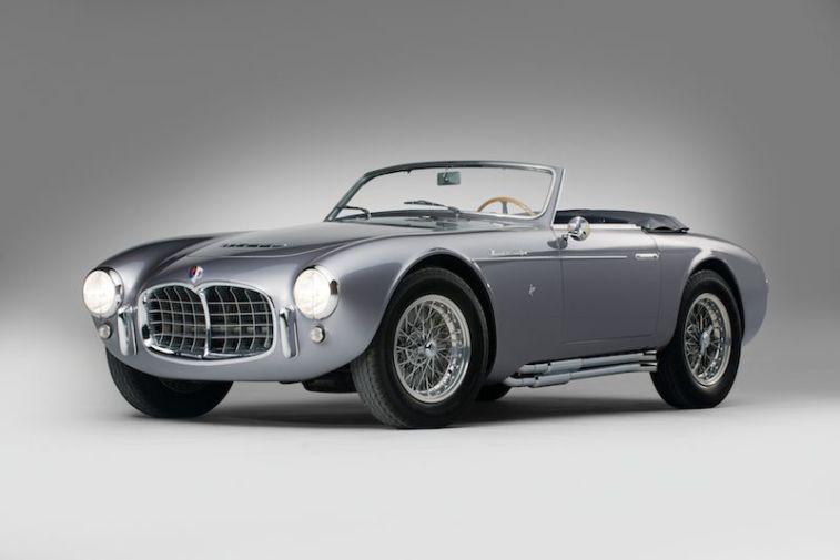 1953 Maserati A6G-2000 Frua Spider
