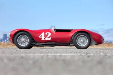 1953 Maserati A6GCS-53 Spider Side