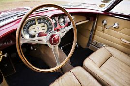 Interior 1953 Fiat 8V Supersonic