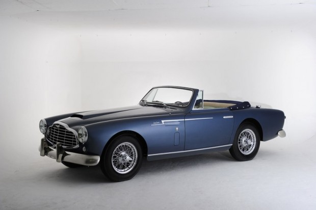 1954 Aston Martin DB2/4 Drophead Coupe by Bertone