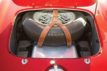 1954 Ferrari 500 Mondial Spider Series I Rear