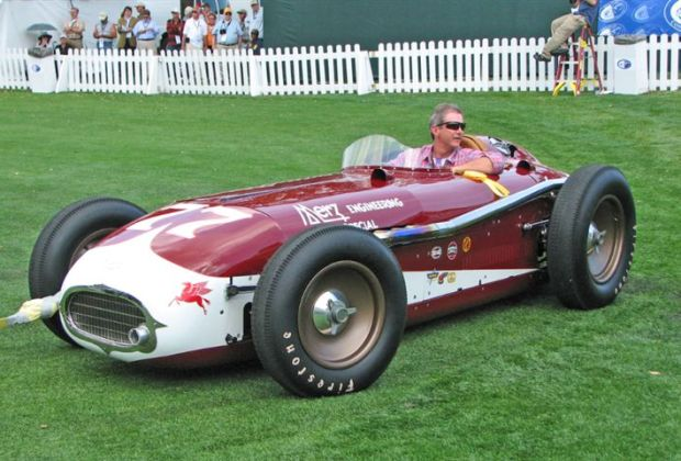 1954 Kurtis-Kraft 500C Indianapolis Roadster, Don Blenderman, Houston, TX