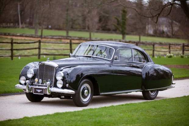 1954 Bentley R-Type Continental Fastback