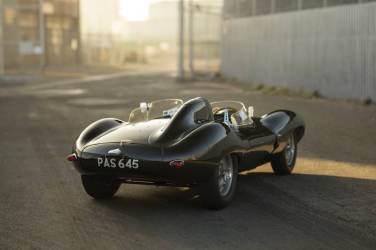 1955 Jaguar D-Type (photo: Patrick Ernzen)