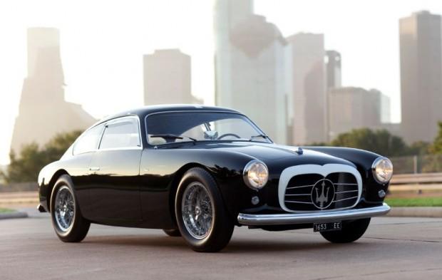 1955 Maserati A6G/54 Berlinetta