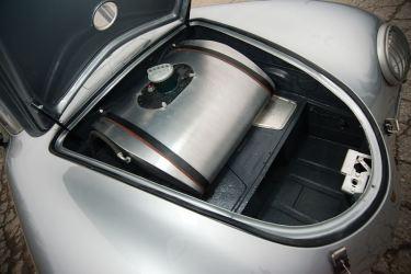 1955 Porsche 356 Emory Special Gas Tank