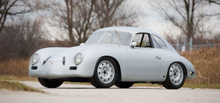 1955 Porsche 356 Emory Special