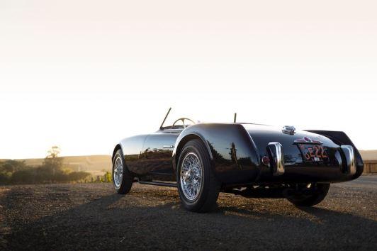 1955 Siata 208S Spider (photo: Patrick Ernzen)