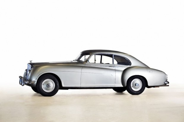 1955 Bentley R-Type Continental Fastback