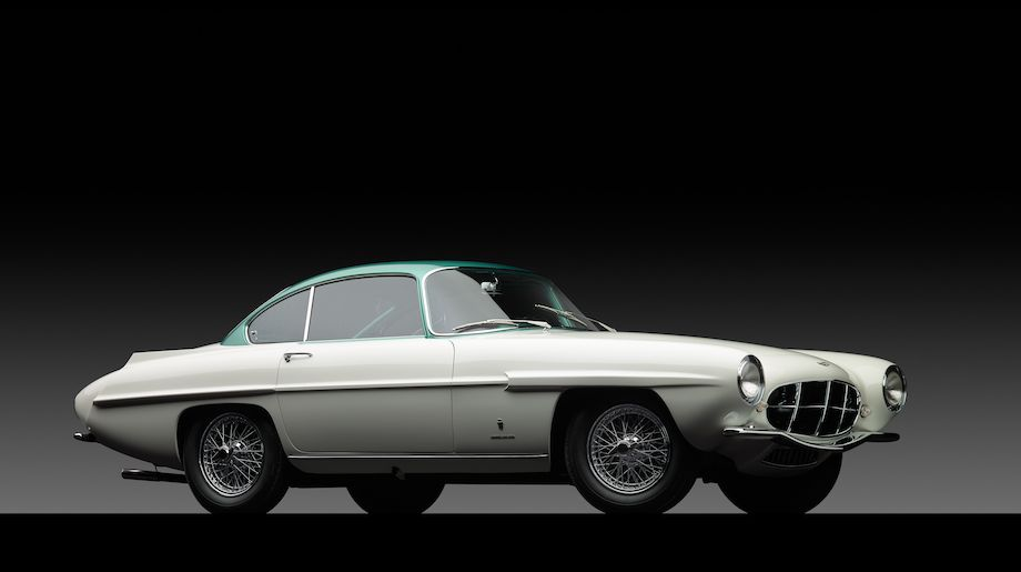 1956 Aston Martin DB2/4 Mk II Supersonic