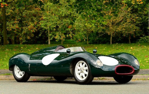 1956 Cooper Climax Type 39 Bobtail picture
