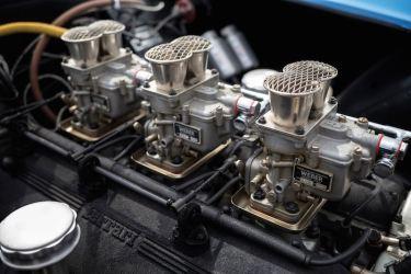 1956 Ferrari 250 GT Berlinetta Competizione Tour de France Engine