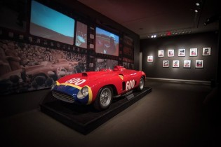 1956 Ferrari 290 MM by Scaglietti (Chassis 0626) sold for $28,050,000