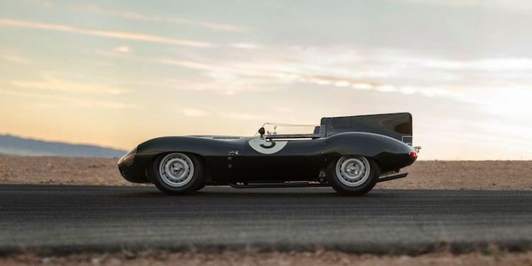 1956 Jaguar D-Type Works XKD 604