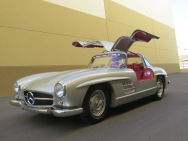 1956 Mercedes-Benz 300 SL Gullwing Coupe