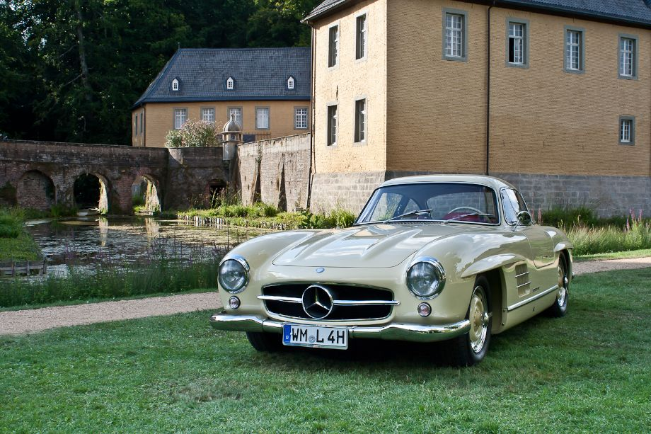 Classic Days Schloss Dyck 2013 Photos Results Report