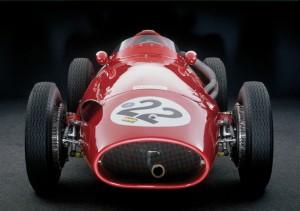 1956 Maserati 250F that won the 1956 Monaco Grand Prix driven by Stirling Moss