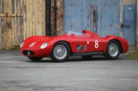 1956 Maserati 150S