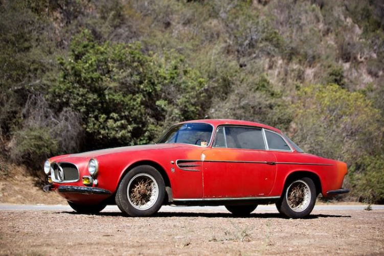 1956 Maserati A6G 2000 (photo: Brian Henniker)