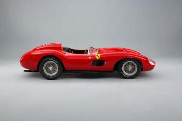 1957 Ferrari 335 S Scaglietti Spyer, Collection Bardinon (photo: Christian Martin)