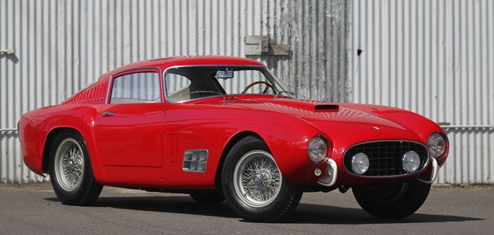 1957 Ferrari 250 GT Tour de France 14-Louver Berlinetta
