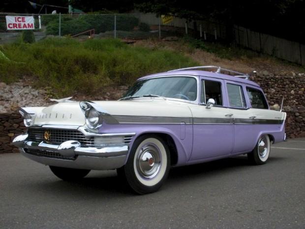 1957 Packard Clipper Country Sedan Station Wagon