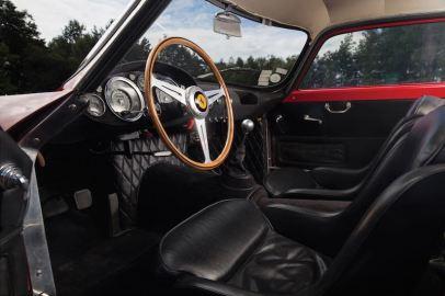 1958 Ferrari 250 GT Berlinetta Competizione Tour de France Interior