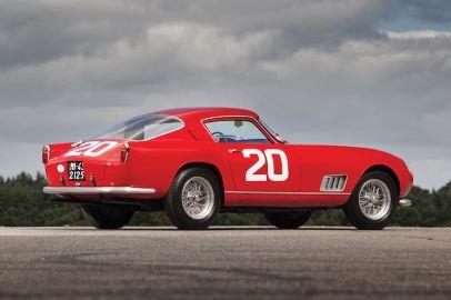 1958 Ferrari 250 GT Berlinetta Competizione Tour de France Rear