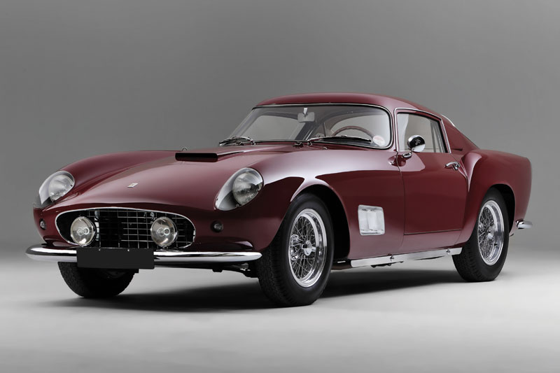 ferrari collection added to rm monaco auction. Black Bedroom Furniture Sets. Home Design Ideas