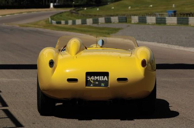 1958 Ferrari 250 Testa Rossa 0738 TR Rear