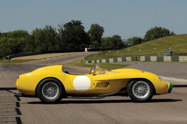 1958 Ferrari 250 Testa Rossa 0738 TR Side