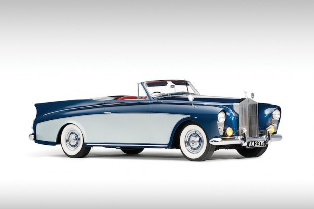 1958 Rolls-Royce Silver Cloud I Drophead Coupe