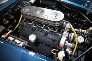 1958 Ferrari 250 GT LWB California Spider Engine