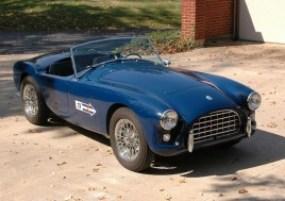 1959 AC Ace Bristol Roadster