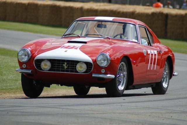 1959 Ferrari 250 GT Competizione Alloy Berlinetta